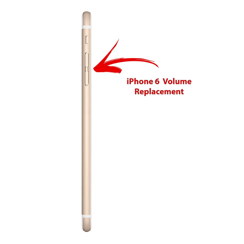 iPhone 6 Volume Button Replacement