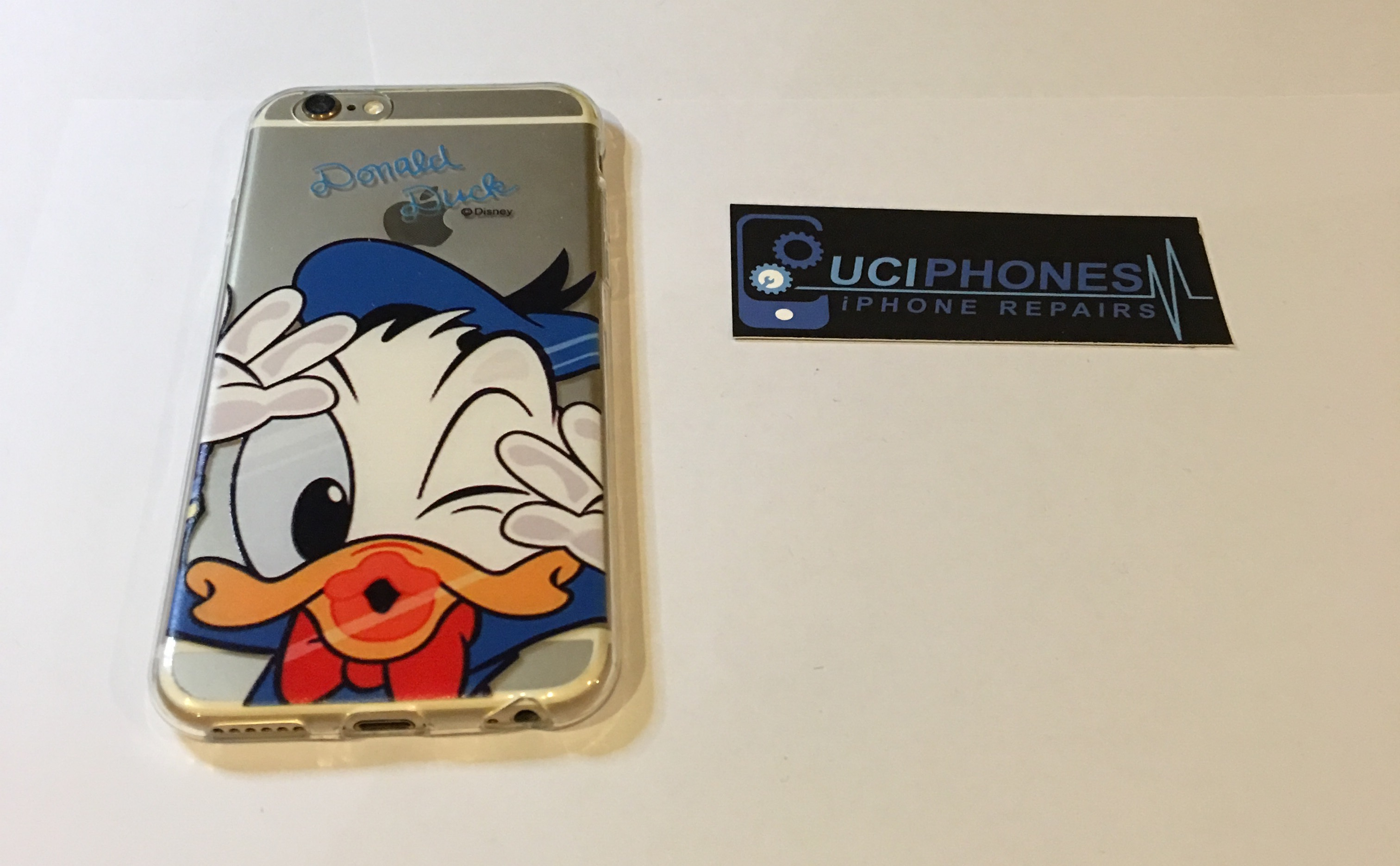 donald duck mickey mouse iphone  case uc iphone repairs