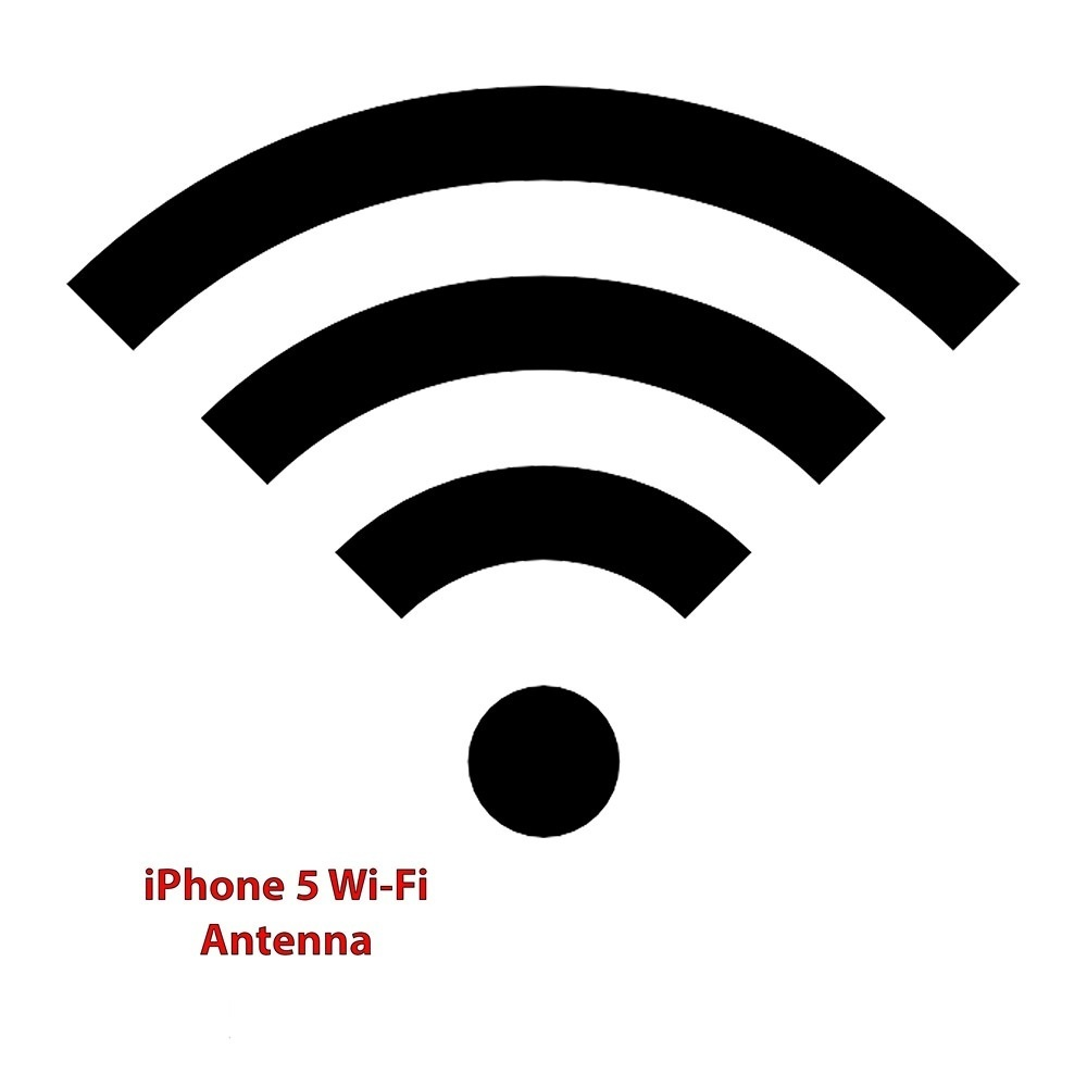 iPhone 5 Wifi Antenna Replacement