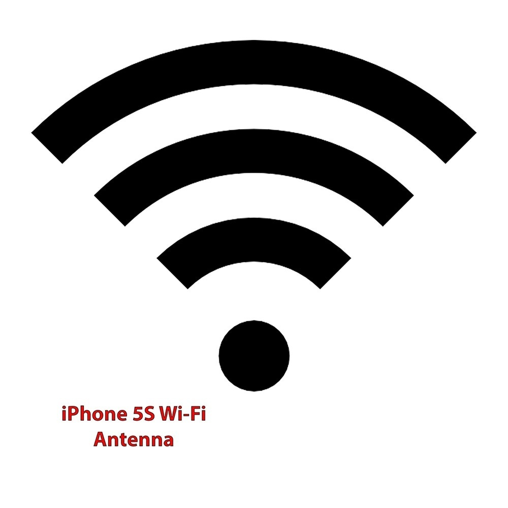 iPhone 5S Wifi Antenna Replacement