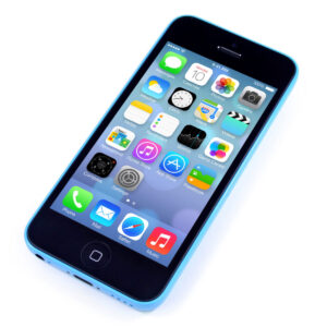 iPhone 5c screen