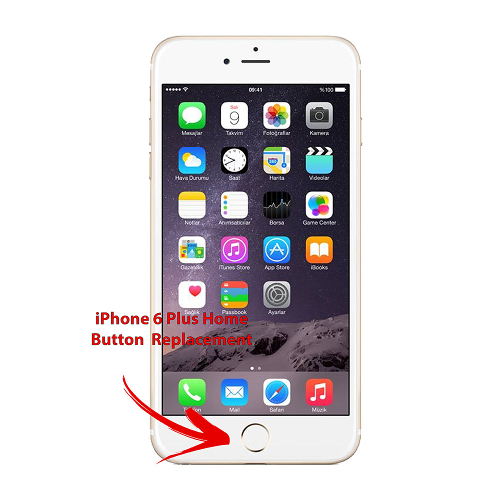 iPhone 6+ home button replacement