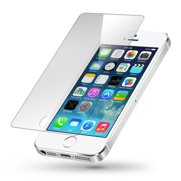 Tempered glass screen protector iphone 5s