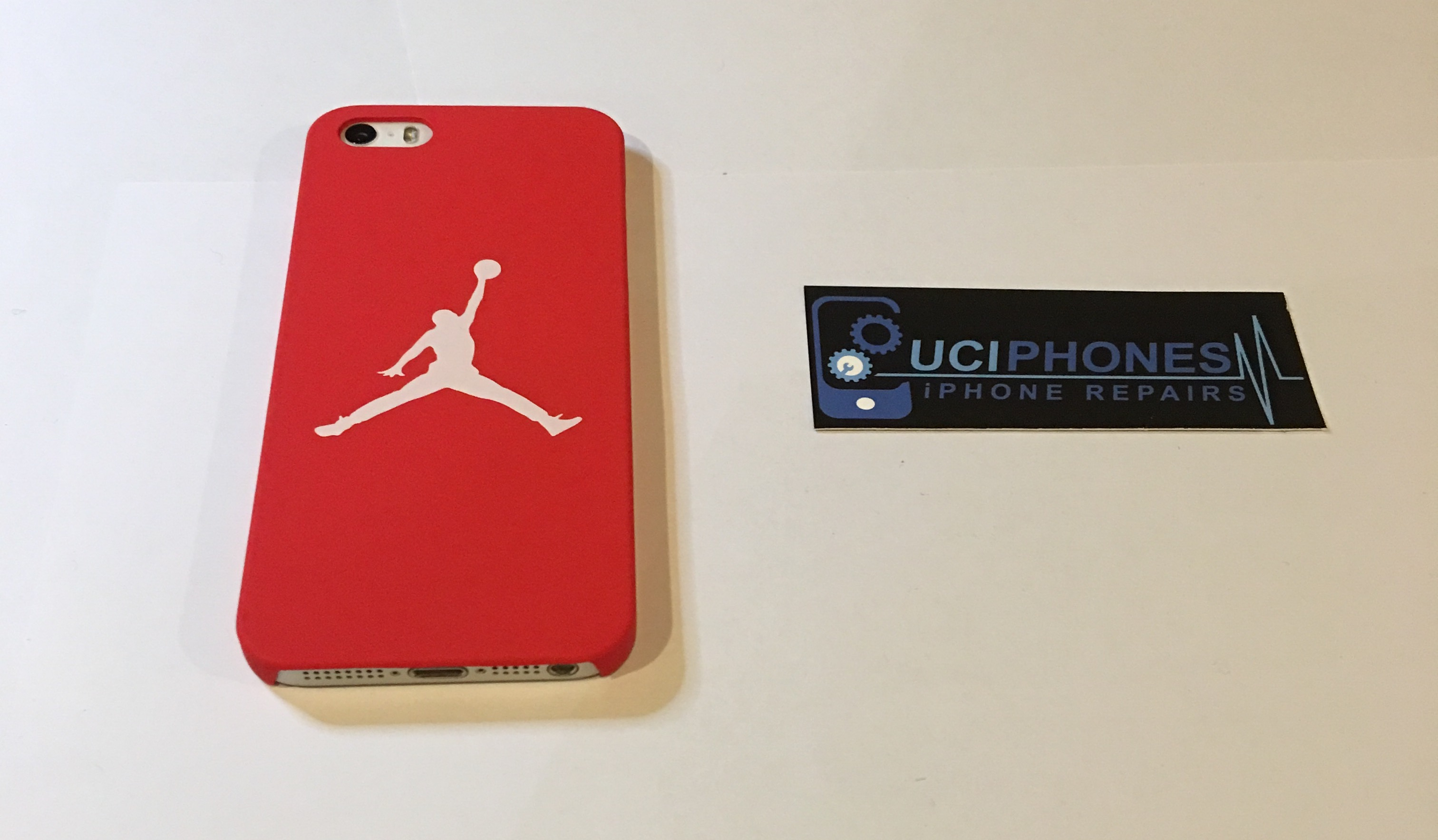best service c83c4 ccd62 Jordan Case iPhone 6/6S