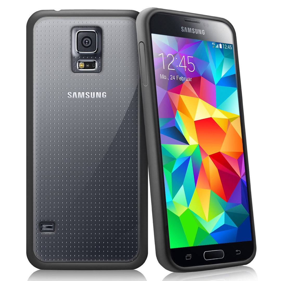mumbi flip case f r samsung galaxy s5 mini tasche. Black Bedroom Furniture Sets. Home Design Ideas